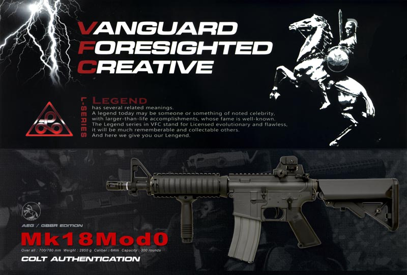 VFC Mk18Mod0