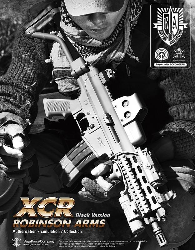 VFC XCR-L Mini